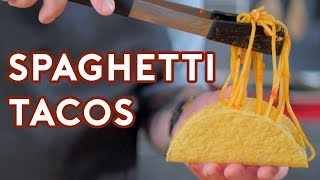 Download Binging with Babish: Spaghetti Tacos from iCarly Mp3 and Videos