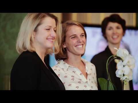 Cérémonie Prix Terre de Femmes 2017 - Fondation Yves Rocher