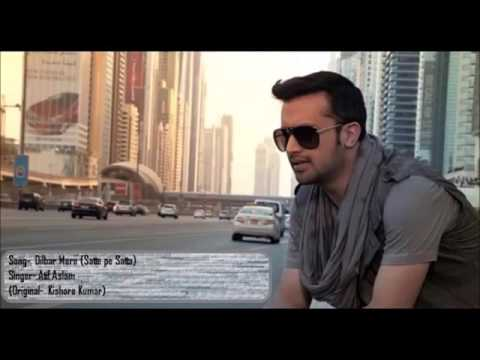 Dilbar Mere Kab Tak Mujhe   Atif Aslam   Full Audio Song 2016   YouTube