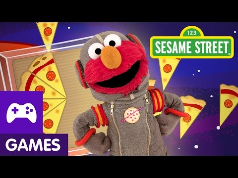 Sesame Street: Elmo the Musical Pizza | Game Video