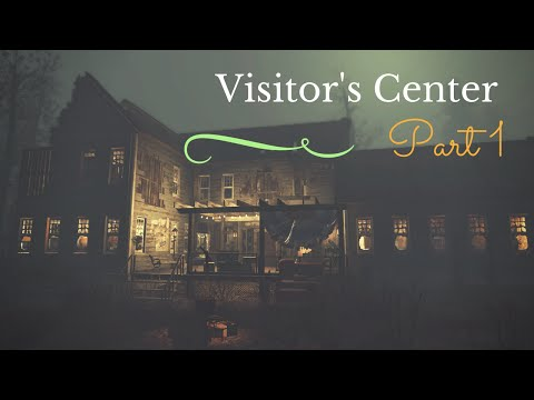 Renovation Visitor's Center, Part 1