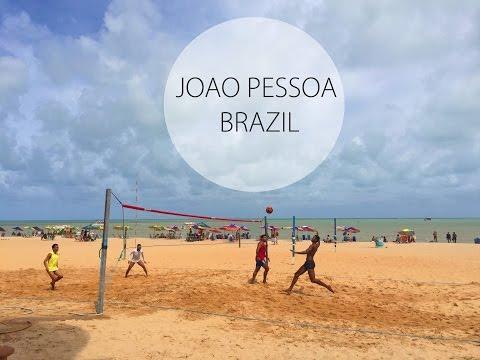 Discovering Joao Pessoa, Paraiba in Brazil