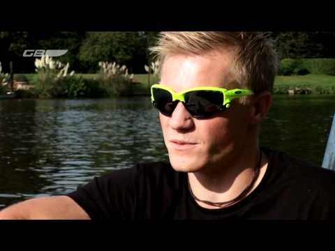 Ben Brown Pre-Worlds Interview 2011