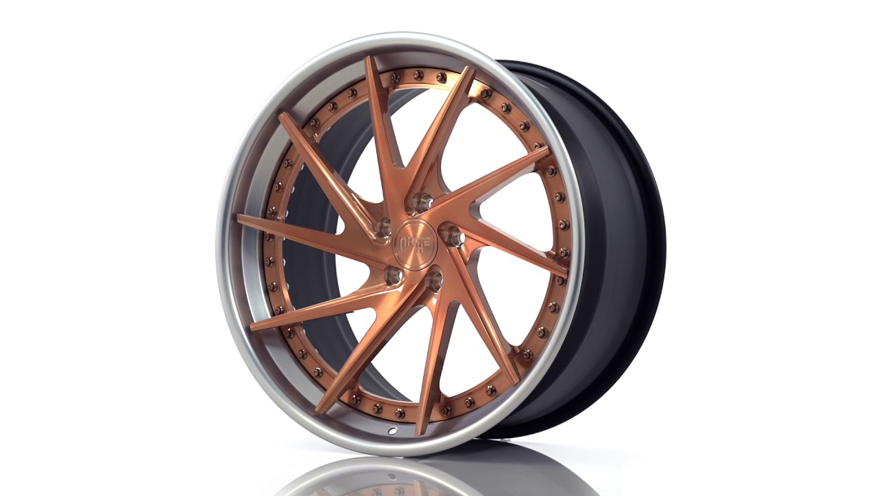 Niche Road Wheels >> Niche Road Wheels Invert Forged Youtube