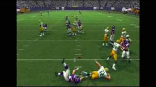 Madden NFL 10 (PS2 Gameplay)