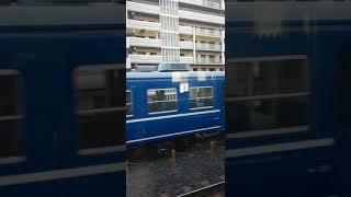 【DD51牽引12系】JR西日本 東海道本線 摩耶駅で停車中