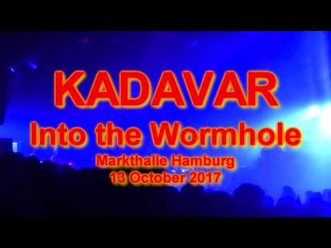 Kadavar - Into the Wormhole - live @ Markthalle Hamburg 2017