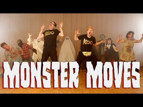 Koo Koo Kanga Roo - Monster Moves