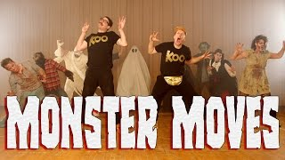Koo Koo Kanga Roo - Monster Moves (Official Video)