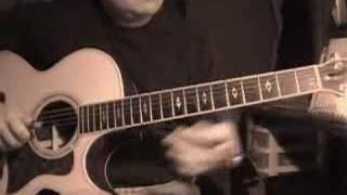 Sunflower River Blues - Open D