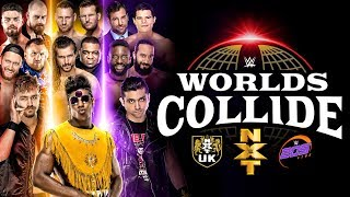 WWE Worlds Collide Tournament Opening Rounds live stream
