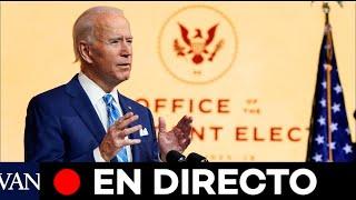 DIRECTO: Joe Biden presenta a su equipo económico en la Casa Blanca