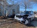 Как сбив «Козла» попасть на 2018 Subaru Forester . Авто из США.