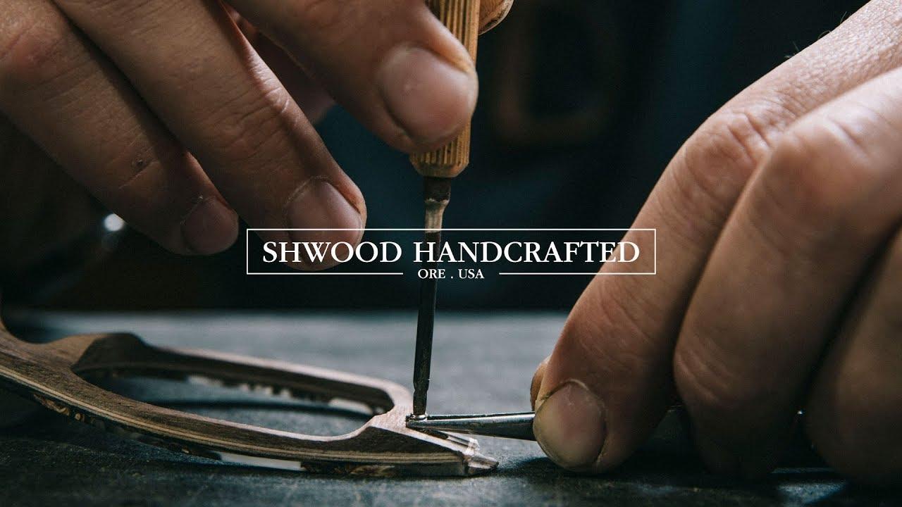 9b3c4897fbf1 Shwood Eyewear - Brand Essence - YouTube