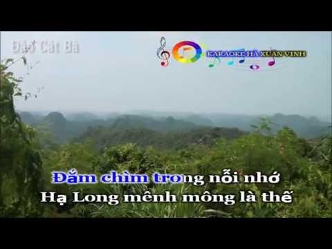 [karaoke] hạ long biển nhớ
