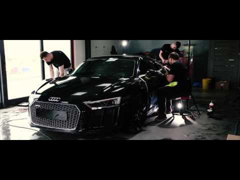 Audi R8 V10 Plus | MotoSpa w MOTOSTREFA Gdańsk