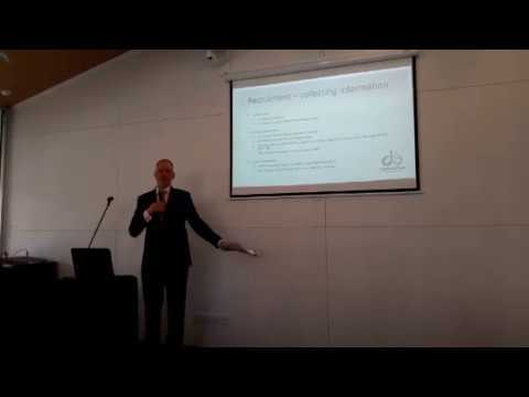 Employment privacy part 2   Wellington 8 May