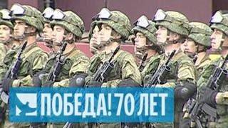 Екатеринбург. Парад Победы 9 мая 2015 года