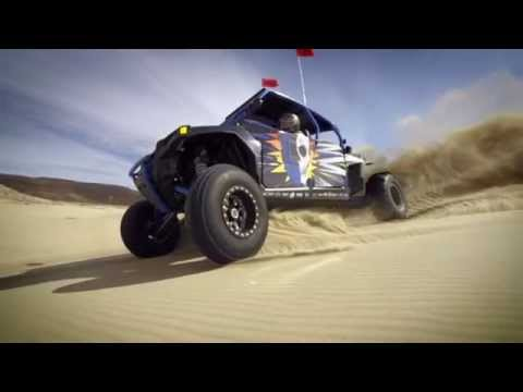 Turbo RZR XP1000 Vs Turbo RZR XP900 Battle In The Dunes