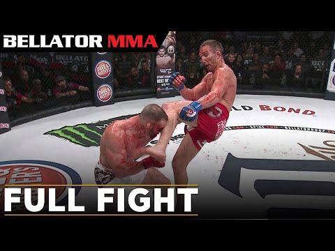 Bellator MMA: John Salter vs. Brandon Halsey FULL FIGHT