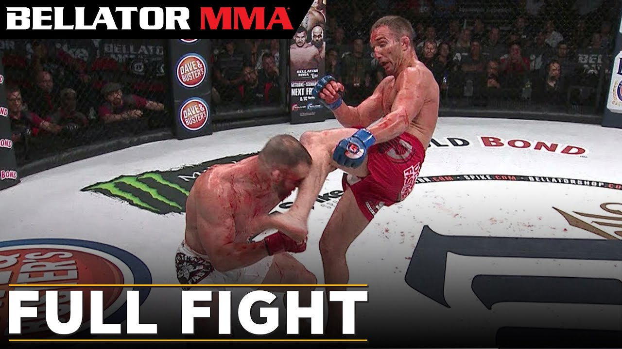 Full Fight | John Salter vs. Brandon Halsey - 156