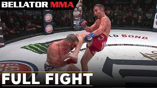 Bellator MMA: John Salter vs. Brandon Halsey FULL FIGHT