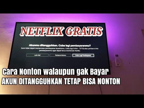 Netflix Gratis Cara Melewati Akun Ditangguhkan Karena Belum Bayar Youtube