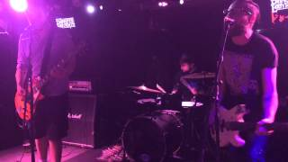 THE KIMBERLY STEAKS - Self Destruct (Live in Edinburgh 19/07/15)