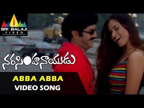 Narasimha Naidu Video Songs | Abba Abba Andam Debba Video Song | Balakrishna, Simran