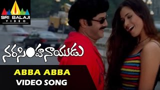 vuclip Narasimha Naidu Video Songs | Abba Abba Andam Debba Video Song | Balakrishna, Simran
