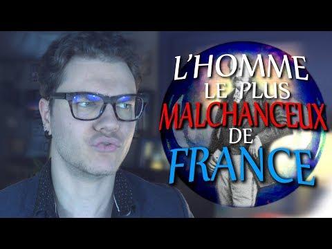 Lhomme Le Plus Malchanceux de France (BULLE)