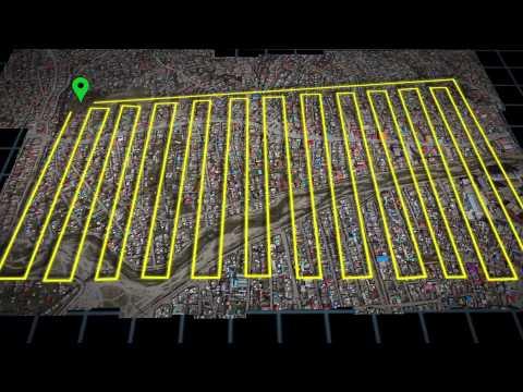 UAV-based aerial mapping of Ulaanbaatar's ger areas
