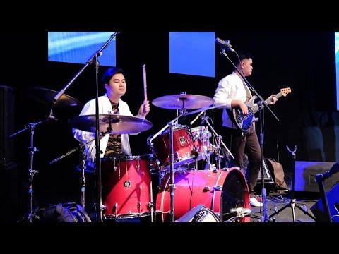 JIL UAE 17th Anniversary – Worship Song – Drum Cover