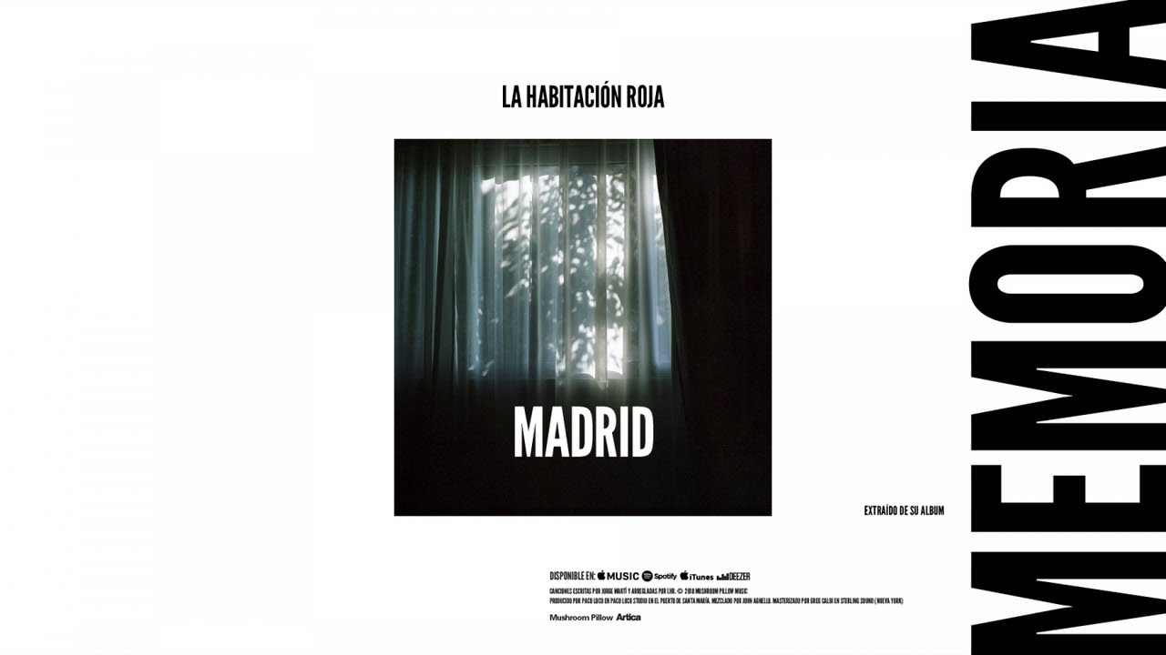 la-habitacion-roja-madrid-audio-oficial-mushroom-pillow