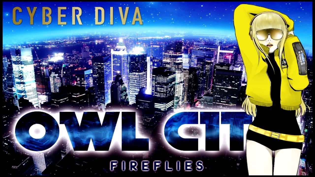 Cyber diva fireflies vocaloid cover youtube - Cyber diva vocaloid ...