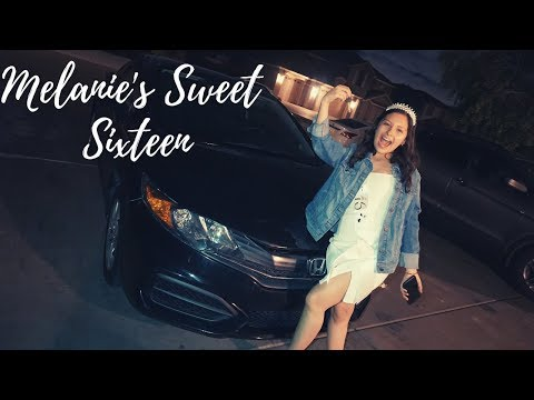 Melanie's Sweet Sixteen