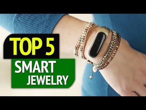 TOP 5: Best Smart Jewelry 2018