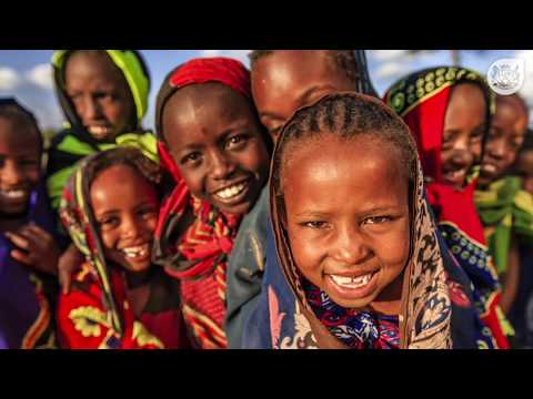 Africa Day 2017: Let's build a better Africa and a better world