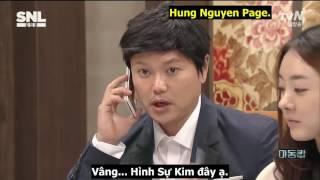 Hài Hàn Quốc  Bệnh nghề nghiệp