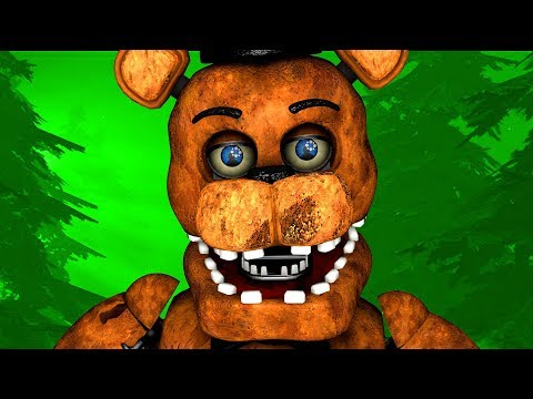 FNAF FOREST | Five Nights Before Freddy's 2