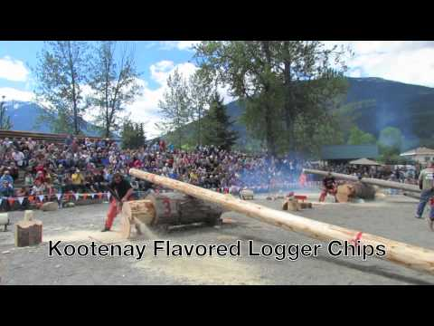2013 Kaslo, BC Logger Sports Extravaganza