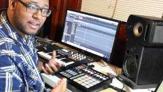 """Remaking """"Seen It All"""" On Maschine"""