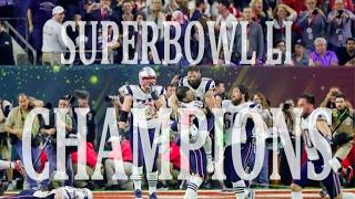 New England Patriots 2016-2017 Season