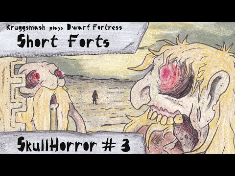 Dwarf Fortress Short Forts: Skullhorror #3, Productive Isolation