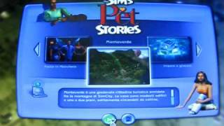 The sims pet stories pc Gameplay