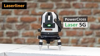 Laserliner - PowerCross-Laser 5G - 032.060L
