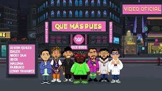 Sech - Que Mas Pues Remix ft. Malum...