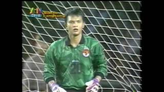Gambar cover Final SEA Games 1997 Soccer: Indonesia vs Thailand 1-1 (AET)
