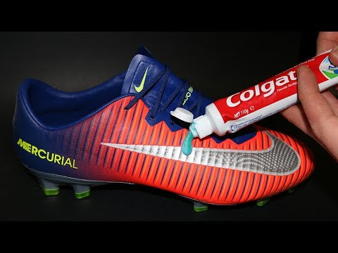 083d4c352ba52 Football Boot Hacks! Best Soccer Cleat Tricks - YouTube