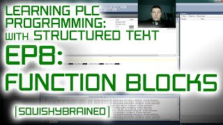 Learning PLCs with Structured Text - EP8 - Functions and Function Blocks